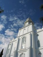 LDS Temple 2 by nundry