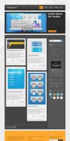 Magnetic Blog Wordpress Theme by magneticlab