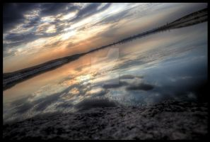 Water Clouds Hdr by sharan