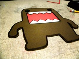 Foam Domo by TouchFuzzyGetDizzy