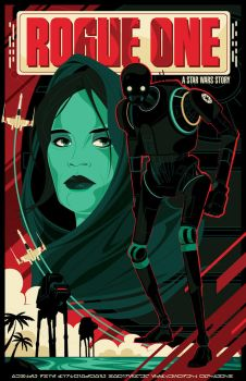 Rogue-One by MikeMahle
