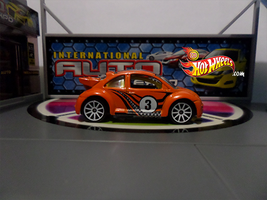 Volkswagen New Beetle Cup by idhotwheels