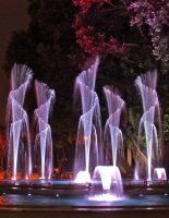 Fountain Magic 5 by AgiVega