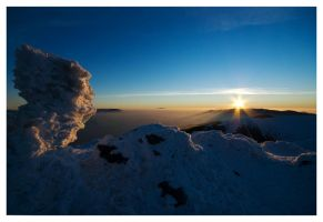 Winter face by joffo1