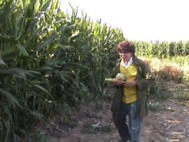 Merry in the Cornfield by ThreeRingCinema