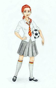 The Adventures of Harriet Potter: Year 5 - Ch2 by the-mind-of-kleinnak