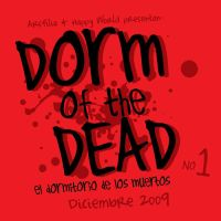 Dorm Of The Dead Preview by Crimson-Werecat