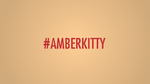 AmberKitty Channel Art by LUVKitty13
