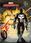 Marvel Masterpieces Punisher by MJTannacore