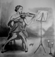 GraphiteArt_Sound by dilipchainani