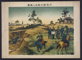 Russo-Japanese War by LongXiaolong