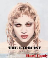 Madonna in The Exorcist by GabForLashes