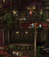 MAP musume Bar by agekei