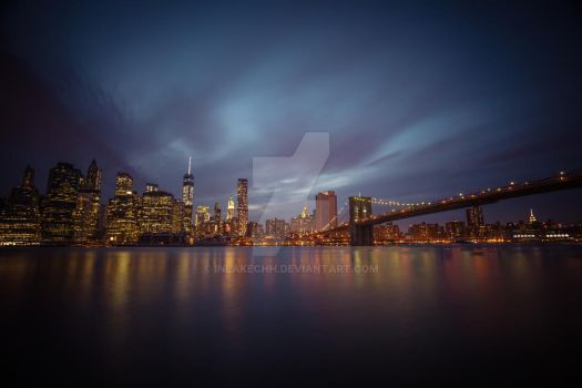 New York 1 by Inlakechh