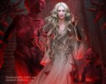 Crimson Peak WIP by Fluorescence911