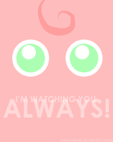I'm Watching You Always by elindr