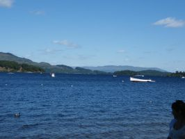 Hills, Lochs and Glens 4 by Anararion