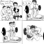 My story at GYM !! by butjamgong