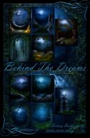 Behind The Dreams backgrounds by moonchild-ljilja