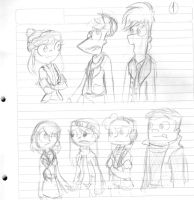 Phineas and Ferb Teenage by Tutuna99