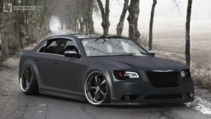 2012 Chrysler 300 SRT8 by samvesters