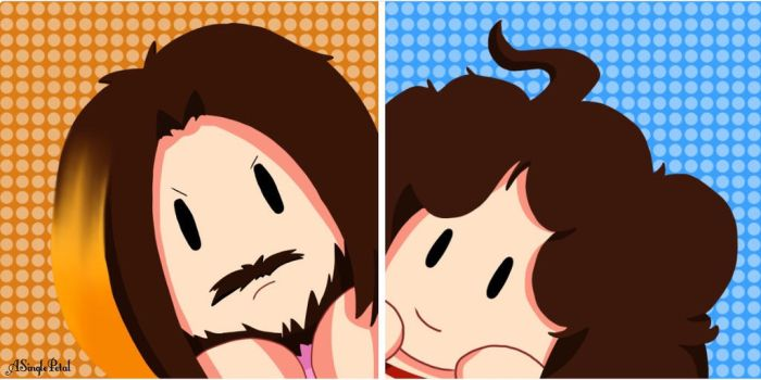 Game grump icons by ASinglePetal