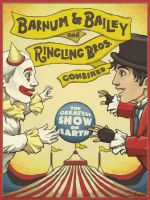The Greatest Show on Earth by Lienna28