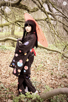 HELL GIRL: Karinui by AngelsArcher