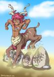 King of the Sands by JammyScribbler