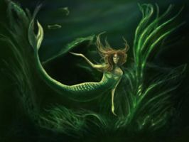 Mermaid by MrsGraves