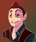 Killian - Request for PunkMikeTaylor by Iskiribbles