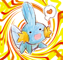 MUDKIP YAY by isa961