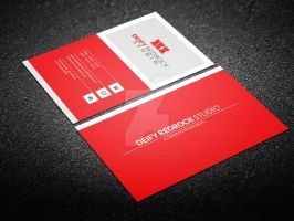 Free Corporate Simple Business Card Vol: 04 by rakibsarowar