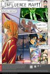 My Influence Map by arseniquez