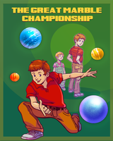 The Great Marble Championship - Cover by burntmoth19