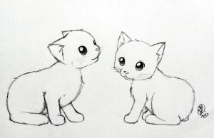 Manx Kittens by AmazingPink
