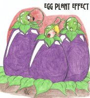 the Egg plant effect by Gojiro7
