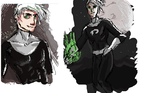 Iscribble Doodles: Danny Phantom by Meenat
