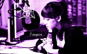Taeyeon Miero remake by coloursoftherainbow7