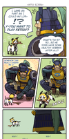 Let's Play Fetch - XI by emlan