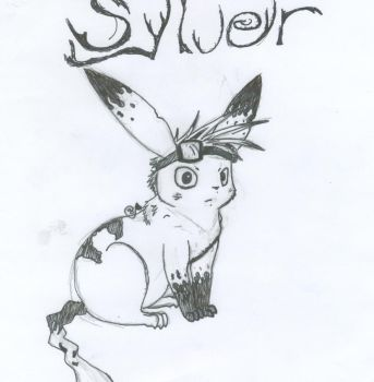 Sylver My pokesona by xwolftriggerx