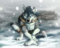 Snowstorm by Siplick