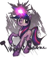 Twilight Sparkle by gga1212