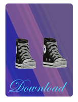 [MMD] CONVERSE [+DL] by Sims3Ripper