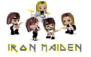 Iron Maiden by TennisHero