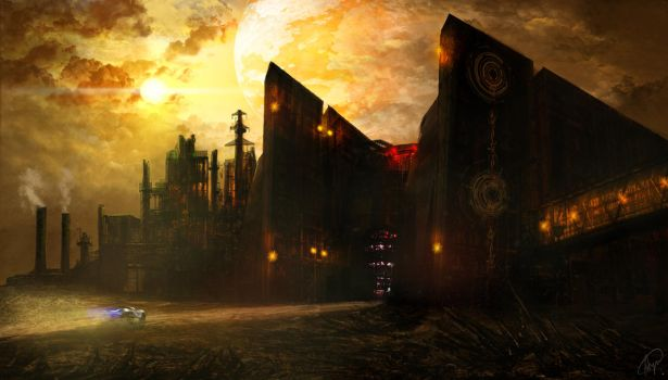 The Mining Corporation by Concept2Canvas