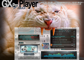 GXpro Player 7.3.0 by drakullas