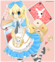 Alice by Usato