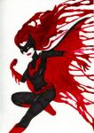 Sketch Card - Batwoman by Indy-Lytle