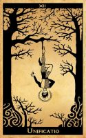 The Hanged Man by Undeviginti